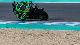 Maximilian Scheib, Orelac Racing VerdNatura, Jerez Test Day 2