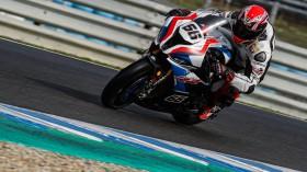 Tom Sykes, BMW Motorrad WorldSBK Team, Jerez Test Day 2