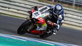 Michael Ruben Rinaldi, Team GOELEVEN, Jerez Test Day 2