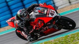 Scott Redding, Aruba.it Racing - Ducati, Jerez Test Day 2