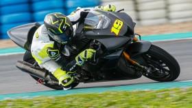 Alvaro Bautista, Team HRC, Jerez Test Day 2