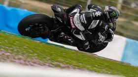 Alex Lowes, Kawasaki Racing Team WorldSBK, Jerez Test Day 2