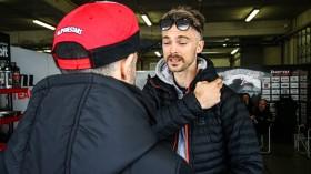 Leon Camier, Barni Racing Team, Portimao Test Day 1