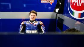Garrett Gerloff, GRT Yamaha - Portimao Test Day 1