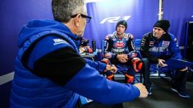 Michael van der Mark, Pata Yamaha Official WorldSBK Team, Portimao Test Day 1