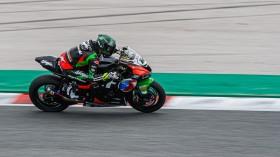 Xavi Fores, Kawasaki Puccetti Racing, Portimao Test Day 1