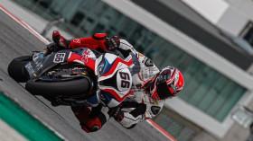 Tom Sykes, BMW Motorrad WorldSBK Team, Portimao Test Day 1