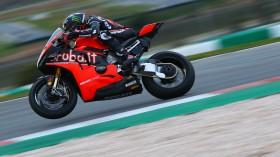 Scott Redding, Aruba.it Racing - Ducati, Portimao Test Day 1