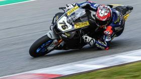 Loris Baz, Ten Kate Racing - Yamaha, Portimao Test Day 2