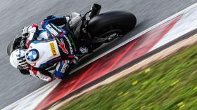 Eugene Laverty, BMW Motorrad WorldSBK Team, Portimao Test Day 2