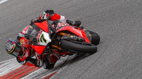 Chaz Davies, Aruba.it Racing - Ducati, Portimao Test Day 2