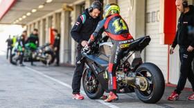 Sandro Cortese, Barni Racing Team, Portimao Test Day 2