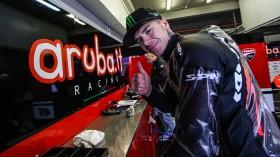 Scott Redding, Aruba.it Racing - Ducati, Jerez Test Day 1