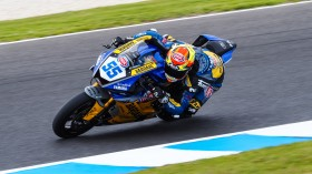 Andrea Locatelli, BARDAHL Evan Bros. WorldSSP Team, Official Test Phillip Island FP2 Day1