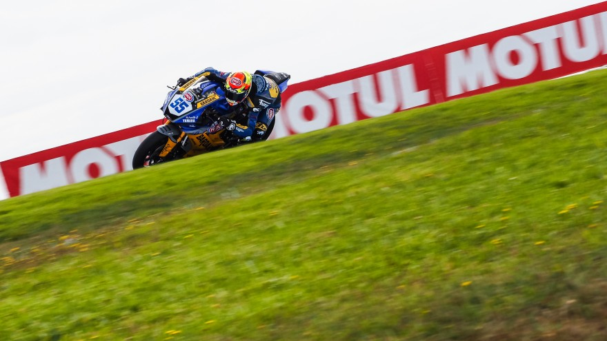 Andrea Locatelli, BARDAHL Evan Bros. WorldSSP Team, Official Test Phillip Island FP1 Day1