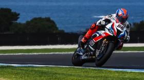 Tom Sykes, BMW Motorrad WorldSBK Team, Official Test Phillip Island FP1 Day1