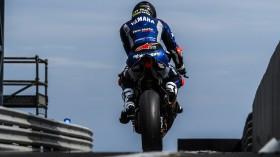 Loris Baz, Ten Kate Racing - Yamaha , Official Test Phillip Island FP2 Day1
