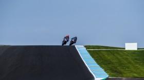 Toprak Razgatioglu, Michael Van Der Mark, Pata Yamaha WorldSBK Official Team, Official Test Phillip Island FP2 Day1