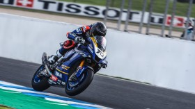 Loris Baz, Ten Kate Racing - Yamaha, Official Test Phillip Island FP1 Day2