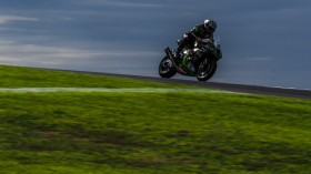 Alex Lowes, Kawasaki Racing Team WorldSBK, Official Test Phillip Island FP2 Day2
