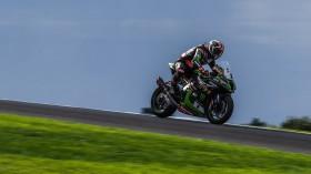 Jonathan Rea, Kawasaki Racing Team WorldSBK, Official Test Phillip Island FP1 Day2