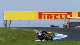 Andrea Locatelli, BARDAHL Evan Bros. WorldSSP Team, Official Test Phillip Island FP1 Day2
