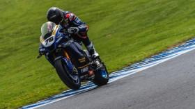 Loris Baz, Ten Kate Racing - Yamaha, Official Test Phillip Island FP2 Day2