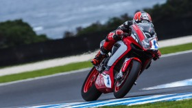 Randy Krummenacher, MV AGUSTA Reparto Corse, Official Test Phillip Island FP2 Day2