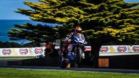 Michael van der Mark, Pata Yamaha WorldSBK Official Team, Phillip Island FP2