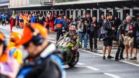 Jonathan Rea, Kawasaki Racing Team WorldSBK, Phillip Island FP2