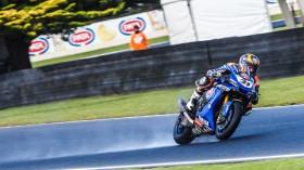 Garret Gerloff, GRT Yamaha WorldSBK Junior Team, Phillip Island FP2