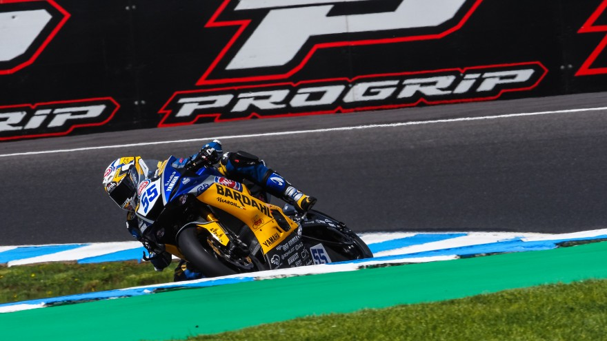 Andrea Locatelli, BARDAHL Evan Bros. WorldSSP Team, Phillip Island FP1