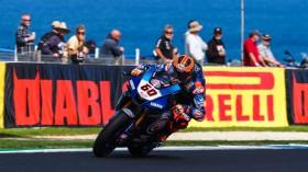 Michael van der Mark, Pata Yamaha Official WorldSBK Team, Phillip Island FP2