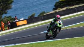 Lucas Mahias, Kawasaki Puccetti Racing, Phillip Island FP2