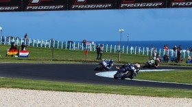 Steven Odendaal, EAB Ten Kate Racing, Phillip Island FP2
