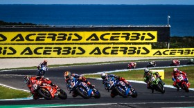Scott Redding, Aruba.it Racing - Ducati, Phillip Island RACE 1