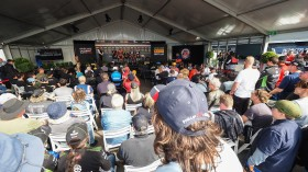 WorldSBK, Phillip Island Paddock Show