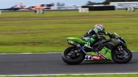 Lucas Mahias, Kawasaki Puccetti Racing, Phillip Island Tissot Superpole