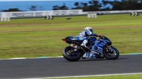 Jules Cluzel, GMT94 Yamaha, Phillip Island Tissot Superpole