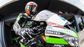 Philipp Oettl, Kawasaki Puccetti Racing, Phillip Island Tissot Superpole