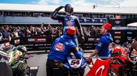 Toprak Razgatlioglu, Pata Yamaha Official WorldSBK Team, Phillip Island RACE 1