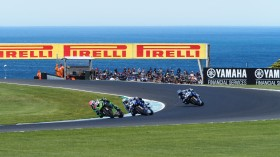 Lucas Mahias, Kawasaki Puccetti Racing, Phillip Island RACE