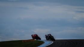 Scott Redding, Aruba.it Racing - Ducati, Michael van der Mark, Pata Yamaha WorldSBK Official Team, Phillip Island RACE 2