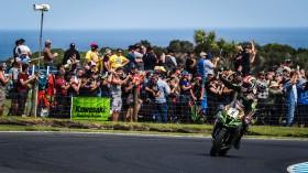 Jonathan Rea, Kawasaki Racing Team WorldSBK, Phillip Island RACE 2