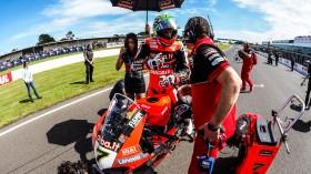 Chaz Davies, Aruba.it Racing - Ducati, Phillip Island Tissot Superpole RACE