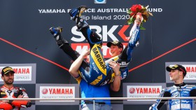 Andrea Locatelli, BARDAHL Evan Bros. WorldSSP Team, Phillip Island RACE
