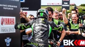 Maximilian Scheib, Orelac Racing VerdNatura, Phillip Island RACE 2