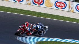 Raffaele De Rosa, MV Agusta Reparto Corse, Jules Cluzel, GMT94 Yamaha, Phillip Island RACE