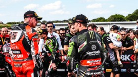 Scott Redding, Aruba.it Racing - Ducati, Jonathan Rea, Kawasaki Racing Team WorldSBK, Phillip Island RACE 2