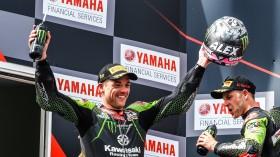 Alex Lowes, Kawasaki Racing Team WorldSBK, Phillip Island RACE 2